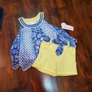Little Lass NWT Summer outfit